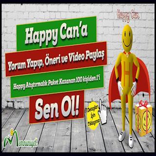 Happy Can Ödüllü Yarışma