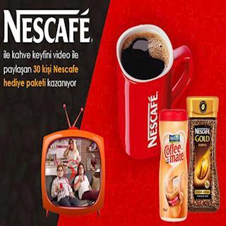 #Nescafe ile kahve keyfi