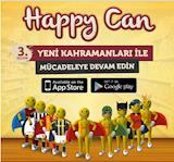 Happy Can Uygulama